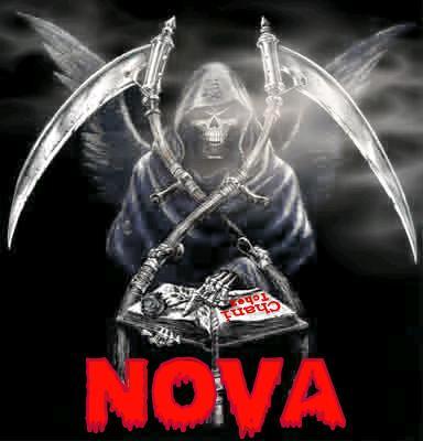 Nouvelle Officier:  N - O - V - A Nova
